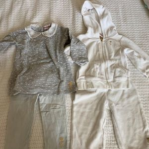 Baby Juicy Couture Lot, 12 months